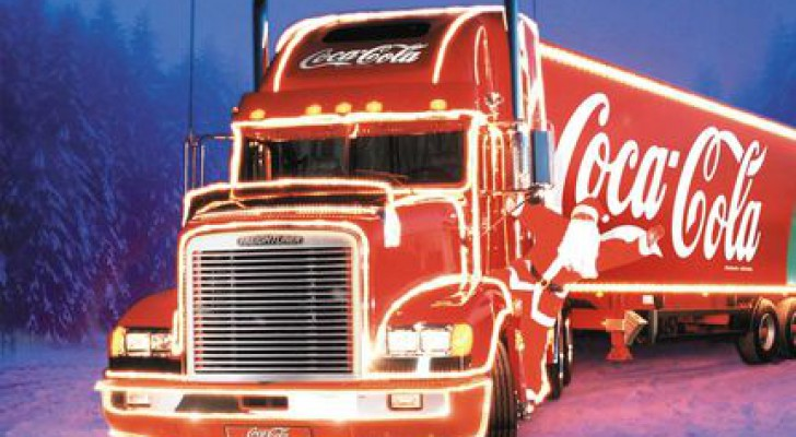 Рождественский караван Coca-Cola прибудет в Уфу 28 декабря
