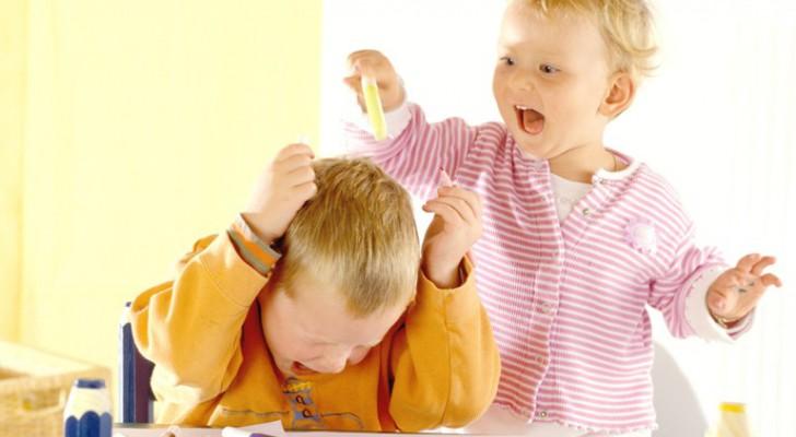 В детском саду малыш оцарапал ухо другому ребёнку иглой от шприца
