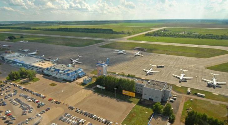 Уфимский аэропорт собрал более 1 млн. рублей для Крыма