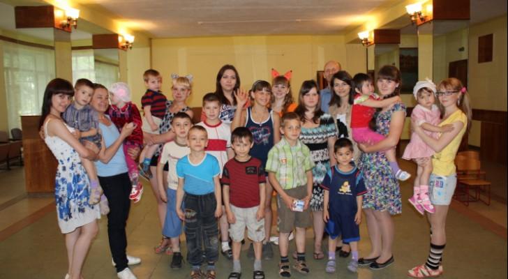 День защиты детей Уфы с фондом «Лучик Детства»